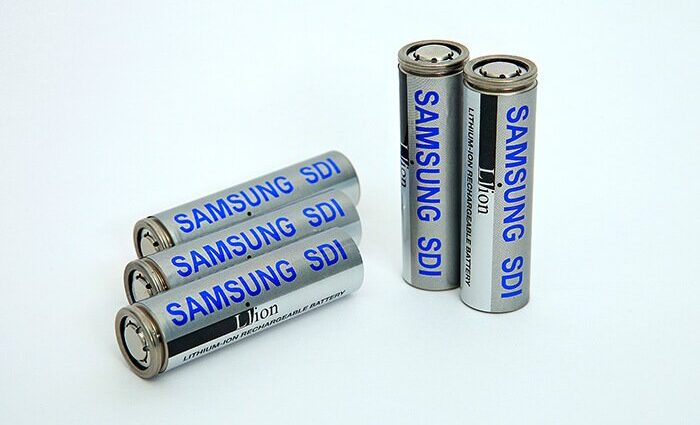 Samsung lieferte 120 Tonnen Batteriezellen an Tesla