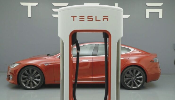 China: Tesla eröffnet 100. Supercharger-Station