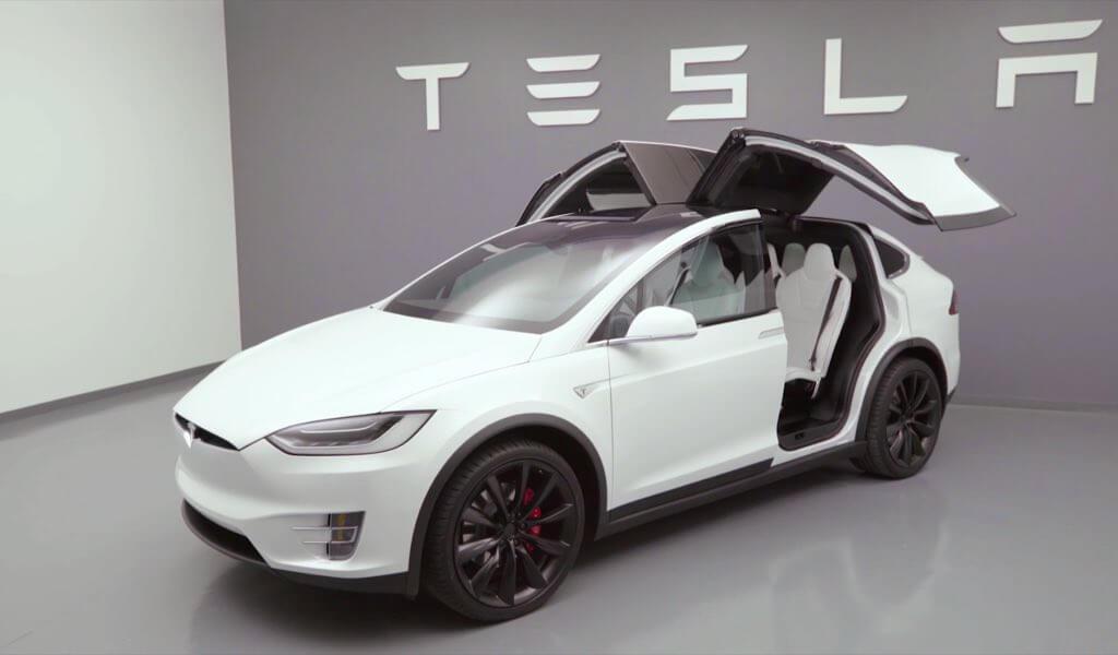Tesla Powerwall 2 >> Model X: Neues Update v7.1 erweitert Einstellmöglichkeiten ...