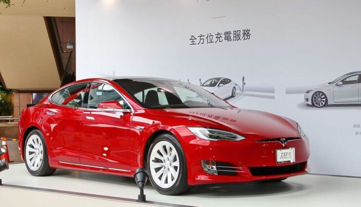 Tesla expandiert nach Taiwan, erster Store soll in der Hauptstadt Taipeh eröffnen