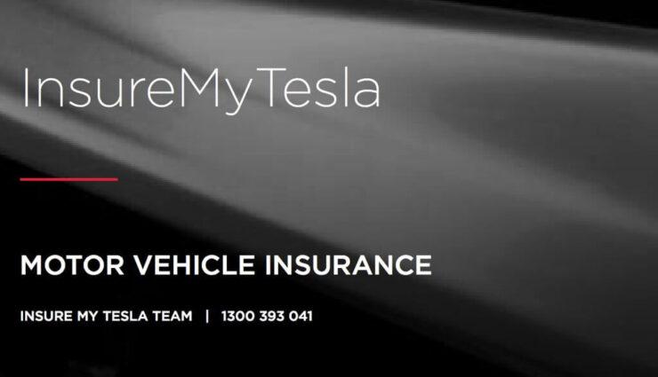 """Tesla bietet mit """"InsureMyTesla"""" eigene Autoversicherung in Australien und Hongkong an"""