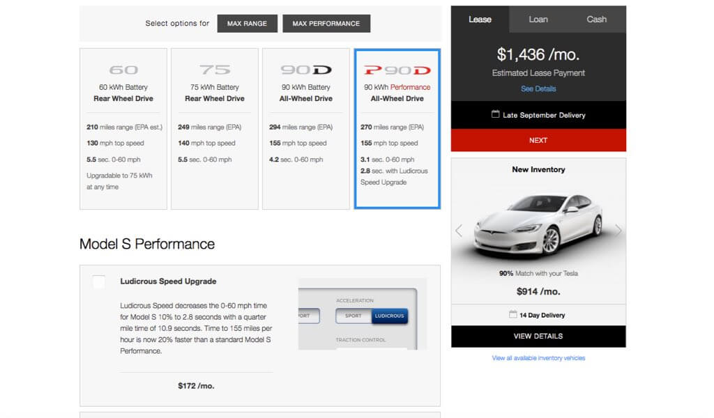 tesla-gebrauchtwagen-online-konfigurator-empfehlung