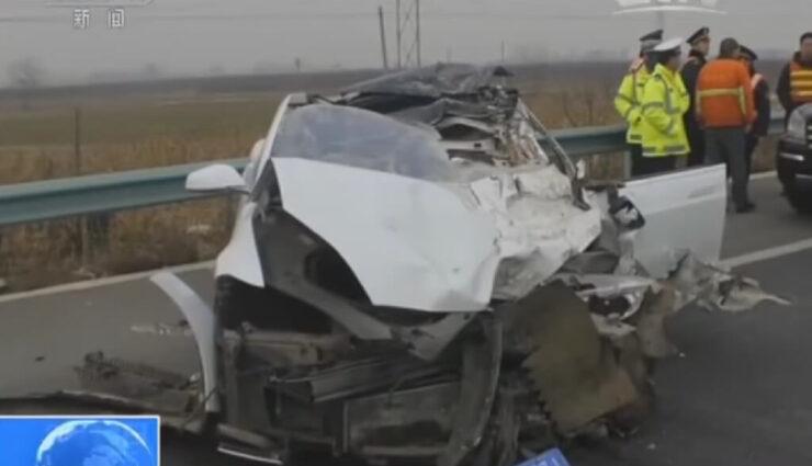China: Weiterer tödlicher Unfall im Model S soll bereits im Januar 2016 passiert sein