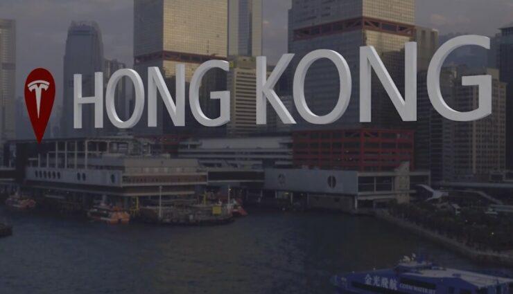 Hongkong: Tesla beherrscht 80 Prozent des Marktes für Elektrofahrzeuge