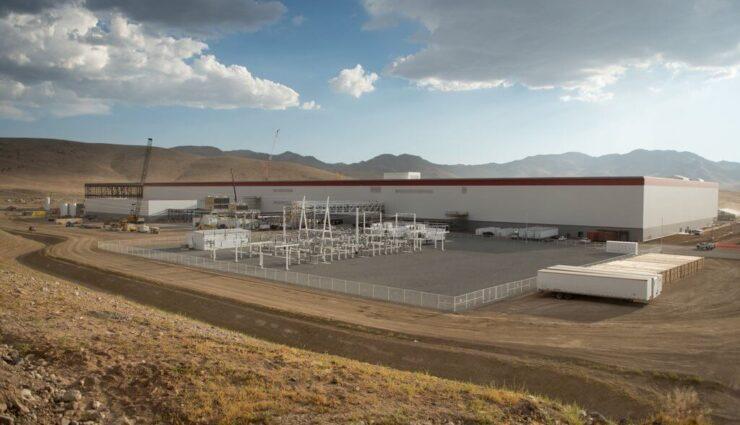 Tesla wird offenbar auch Antriebseinheiten in der Gigafactory produzieren
