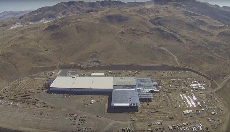 Gigafactory: Tesla will am 4. Januar 2017 Investoren zur Besichtigung einladen