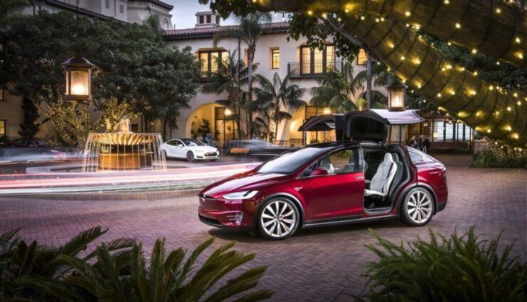 Tesla veröffentlicht Model X in Hongkong, erwartet ähnlich gute Nachfrage wie beim Model S