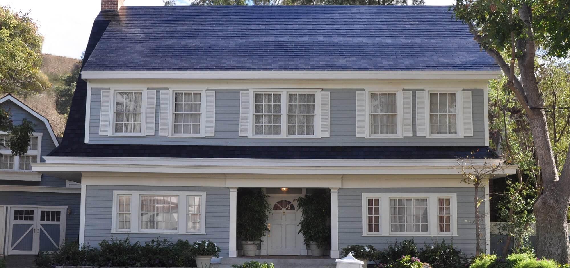 Hersteller Dachziegel überblick tesla stellt solar dachziegel und powerwall 2 vor