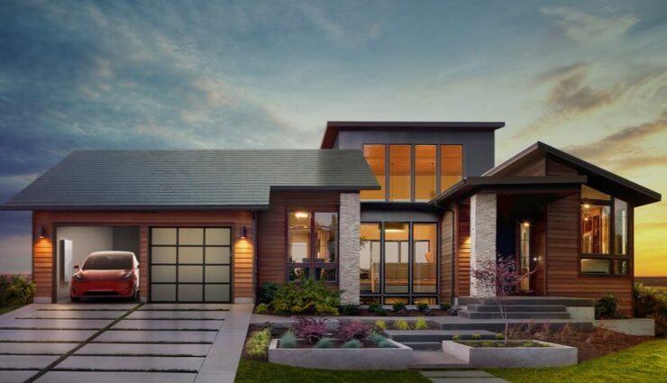 Überblick: Tesla stellt Solar-Dachziegel und Powerwall 2 vor