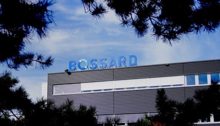 Tesla verlängert Vertrag mit schweizer Schraubenhändler Bossard bis 2020