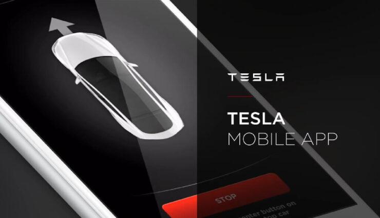 Tesla Mobile-App: Großes Update erscheint im Dezember, sagt Musk