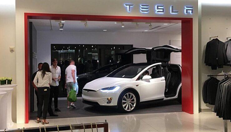 US-Kaufhauskette Nordstrom: Tesla weitet Partnerschaft aus und eröffnet zweite Galerie