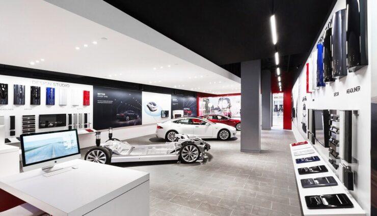 Tesla erhöht Kreditlinie bei der Deutschen Bank um 500 Millionen US-Dollar