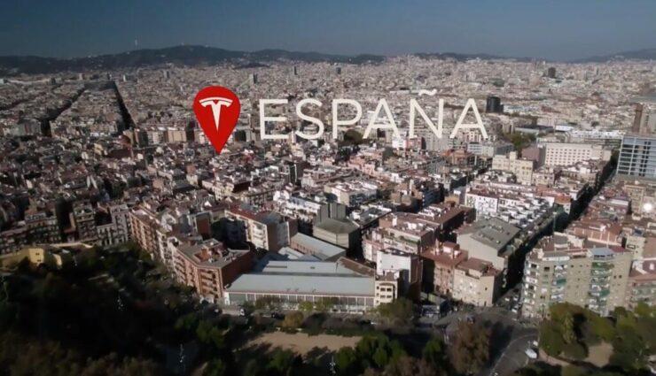 Tesla eröffnet Online-Konfigurator für Kunden aus Spanien, Auslieferungen in Q1 2017