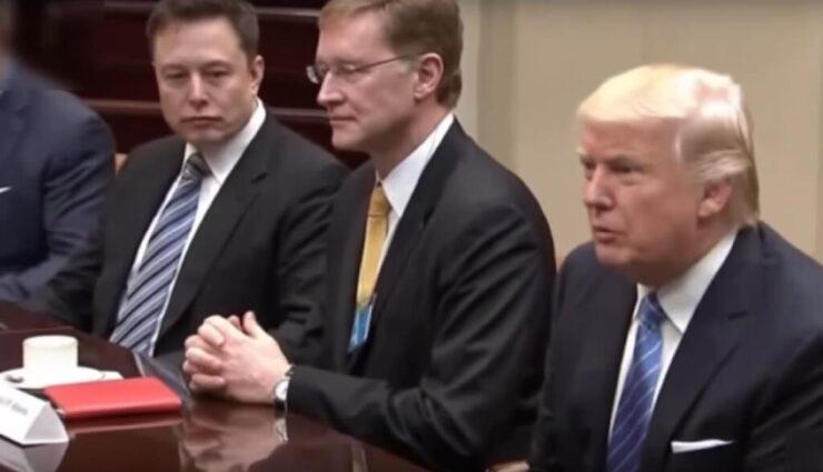 Elon Musk tritt Trumps Gremium von Industrievertretern bei