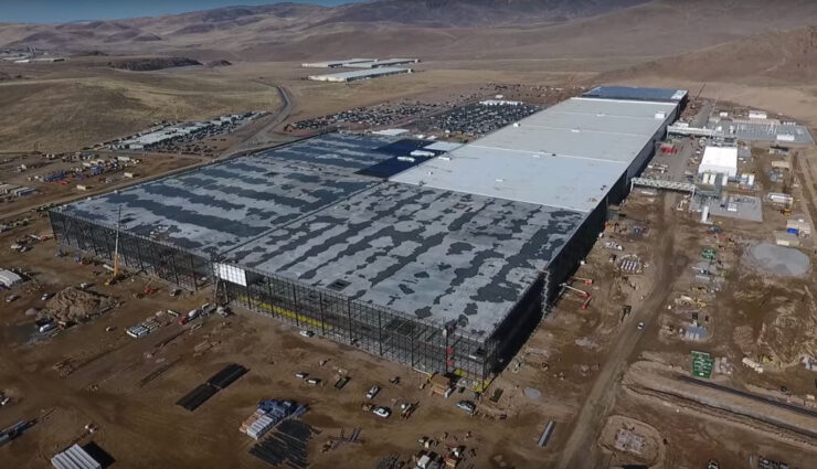 Gigafactory soll Batteriekosten um 35% senken, behauptet Tesla in einem Werbevideo
