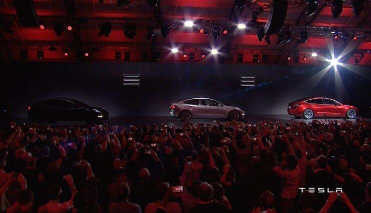 Elon Musk: Finale Enthüllung des Model 3 könnte erst nach Produktionsstart im Juli kommen