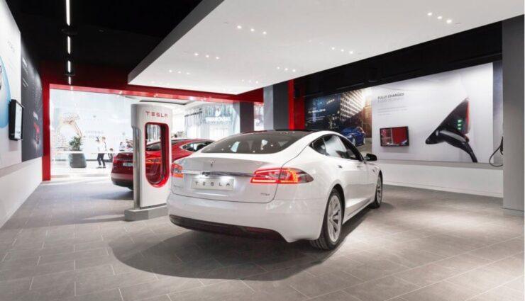 Tesla veröffentlicht Quartalsbericht für das Q4 2016