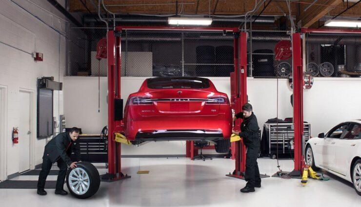Tesla führt neue Wartungspläne für Model S und Model X ein