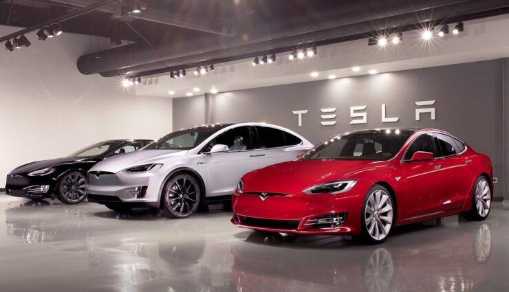 Tesla: Fahrzeugzulassungen in Deutschland für Januar 2017