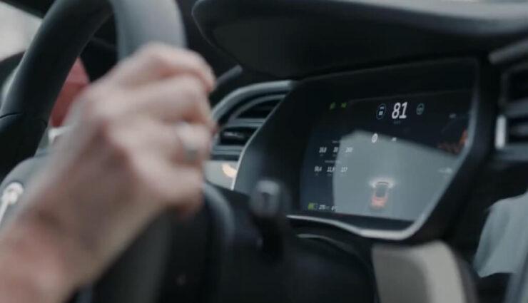 Tesla nutzt aktuell nur eine von acht Kameras beim verbesserten Autopiloten