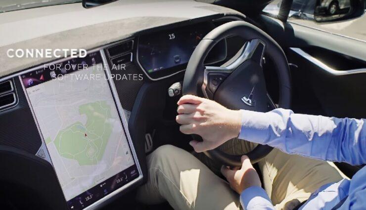 Tesla veröffentlicht Firmware-Version 8.1, Verbesserungen betreffen bisher nur Autopilot 2.0