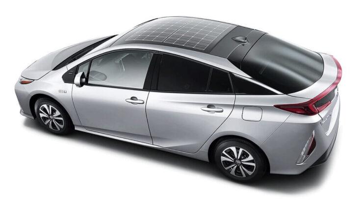 Mögliche Option für das Model 3: Panasonic präsentiert Solardach für Elektrofahrzeuge