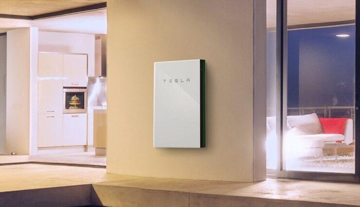 Powerwall 2 außerhalb von Amerika ausschließlich mit integriertem Wechselrichter erhältlich