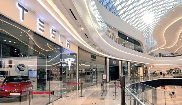Tesla eröffnet diese Woche die ersten beiden Stores in Südkorea