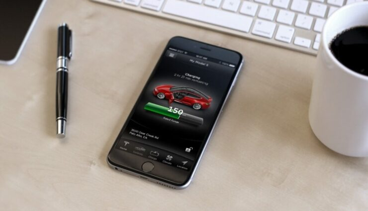 Tesla Mobile App: Ab sofort mit Powerwall den Energieverbrauch des Hauses verfolgen