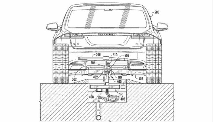 Neues Tesla-Patent zeigt automatisches Schnellladen mit aktivem Kühlsystem