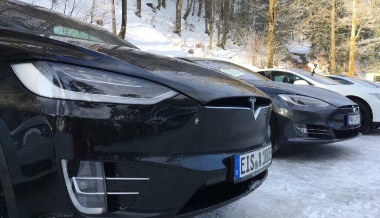 Tesla: Fahrzeugzulassungen in Deutschland für März 2017