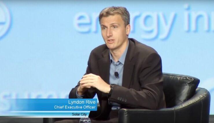Ehemaliger SolarCity-CEO Lyndon Rive wird Tesla verlassen