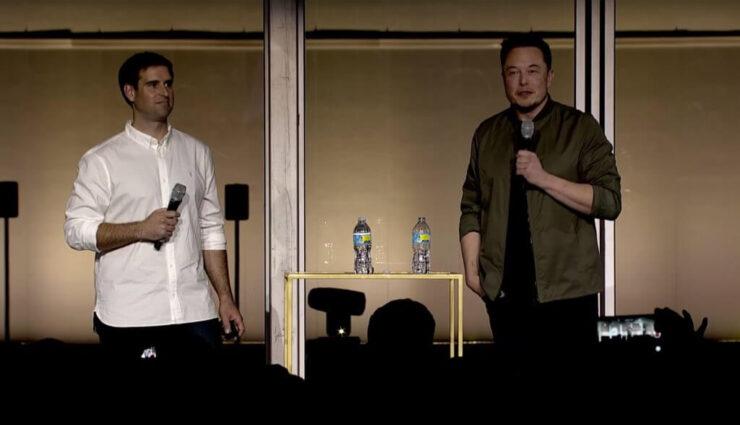 Wohltätigkeit: Tesla-CTO JB Straubel spendet 22.000 Tesla-Aktien