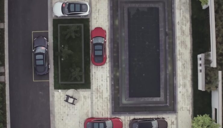 Model S/X: Musk spricht über neue Funktionen, u.a. WLAN Hotspot und 360° Surround View