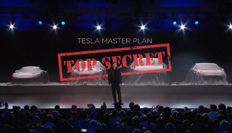 Tesla Model Y: Mittelklasse-SUV erscheint frühestens Ende 2019 und basiert auf völlig neuer Plattform