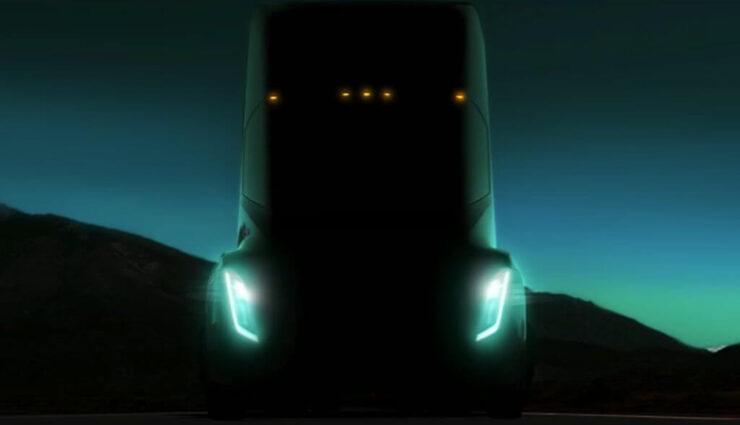 Tesla Semi: Prototypen autonomer LKW sollen schon bald getestet werden