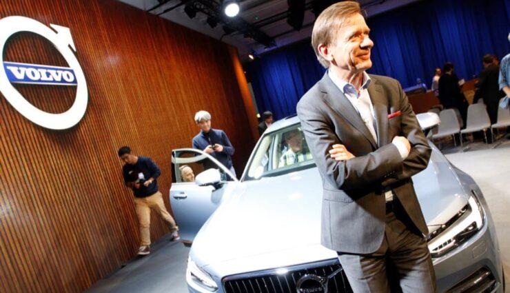 Volvo lobt Tesla und will selbst gesamte Modellpalette elektrifizieren