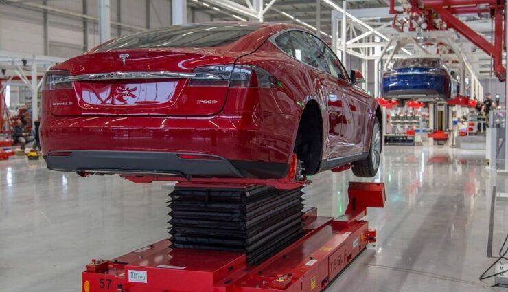 Model S/X: 90 kWh-Akkupakete sollen am 8. Juni auslaufen, sagt anonyme Quelle