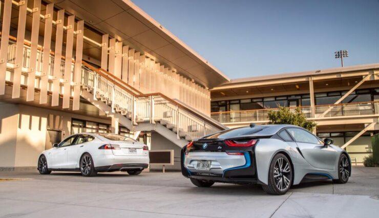 Tesla überholt BMW und belegt den 4. Platz der wertvollsten Automobilhersteller