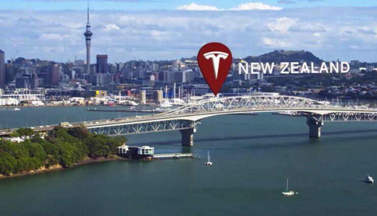 Neuseeland: Tesla Model 3 erstmals außerhalb der USA gesichtet