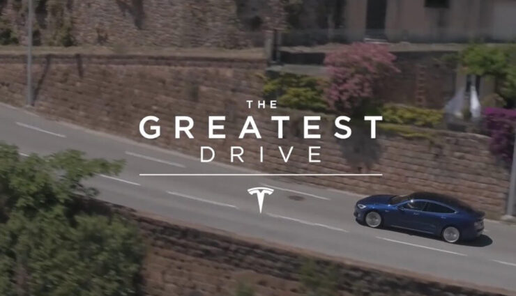 The Greatest Drive – Testfahrt mit Model S P100D oder Model X 100D zu gewinnen