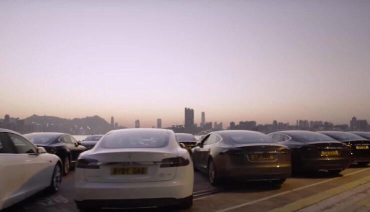 Hongkong: Trotz gestrichener Steuererleichterungen ist Tesla weiterhin zuversichtlich