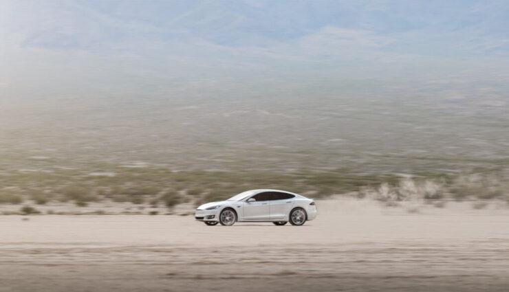 Model S/X: Verbesserte Leistungswerte bei Nicht-Performance-Modellen