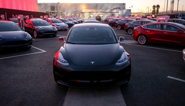 Alle Spezifikationen zum Tesla Model 3