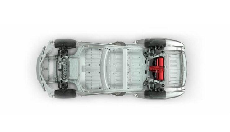 Verbesserte Leistungswerte sollen u.a. durch neuen Heckmotor erreicht worden sein