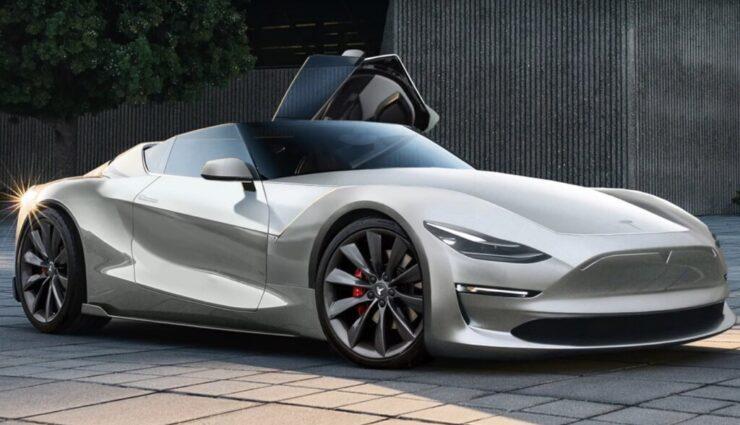 Empfehlungsprogramm: Geheimes Level schaltet neuen Tesla Roadster als Hauptpreis frei
