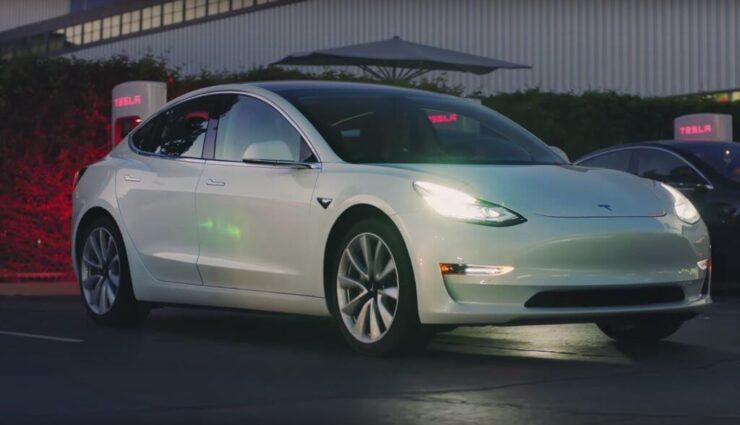 Model 3: Genauere Details über den Aufbau des Akkupakets bekannt