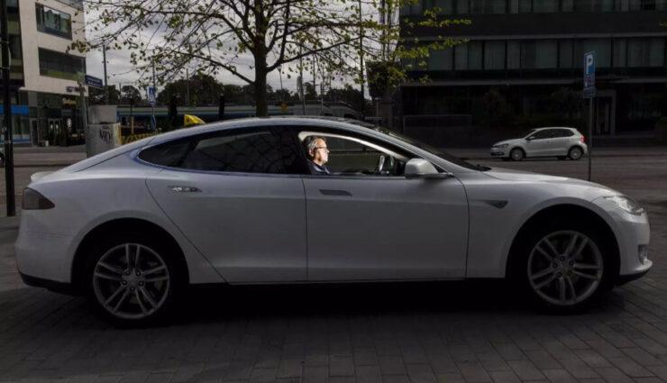 Finnischer Taxifahrer hat bereits über 400.000 km mit seinem Tesla Model S zurückgelegt