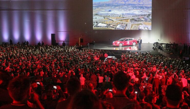 Tesla veröffentlicht Quartalsbericht für das Q2 2017